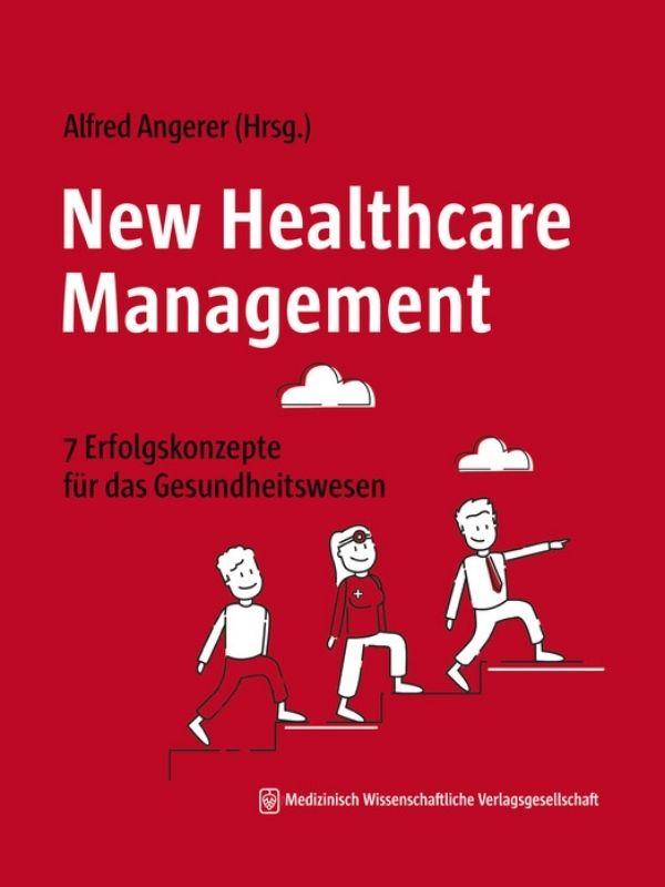 Blog Transferio New Healthcare Management (Buchcover)