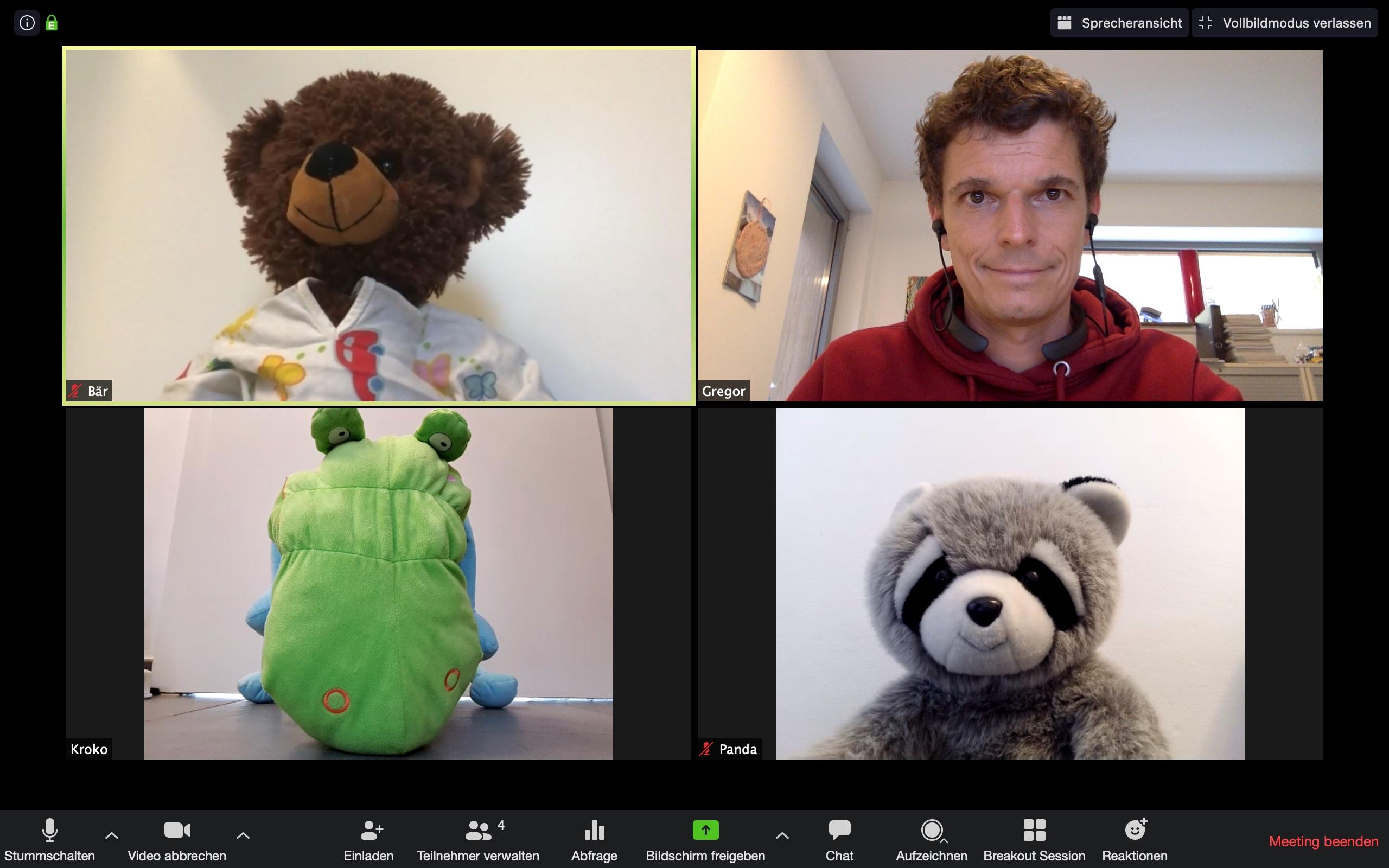 Online-Meetings effektiv gestalten: Mit Video